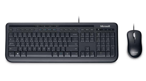 Wired Keyboard and Mouse Combo - Microsoft 600 - 3J2-00007