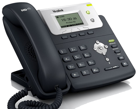 The Yealink T21 E2 Desk Phone