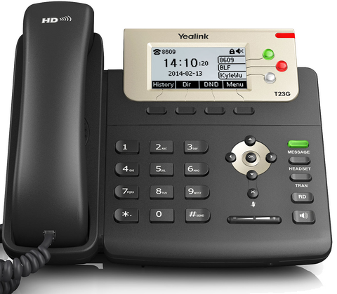 Yealink T23G Basic Desk Phone