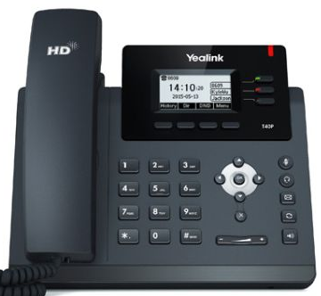 Yealink T40p Desk Phone