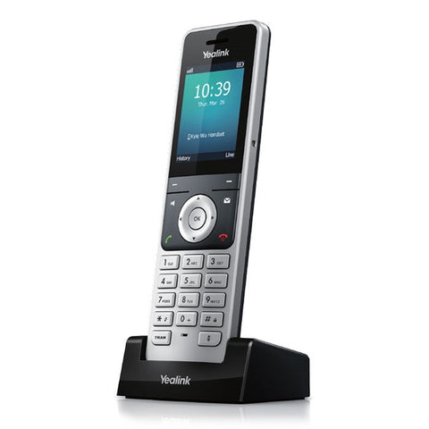 Yealink W56h Cordless Handset with Charging Cradle