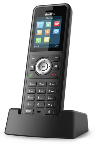 COLONY Ruggedized IP67 Cordless Phone | Yealink W59R