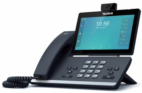 Yealink T58V Android Video Phone great for Digital Signage and Emergency Communication