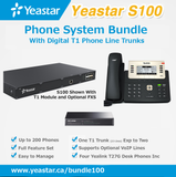 Phone System Kit for Digital T1 Phone Lines