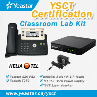 Yeastar YSCT Classroom Lab Kit