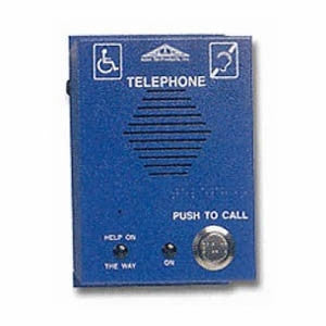 ADA Compliant Emergency Industrial Speakerphone