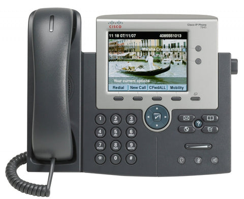 Cisco 7965G Unified IP Desk Phone