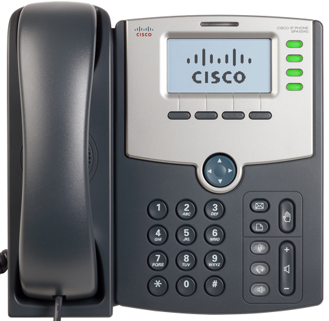 Cisco SPA504g Desk Phone