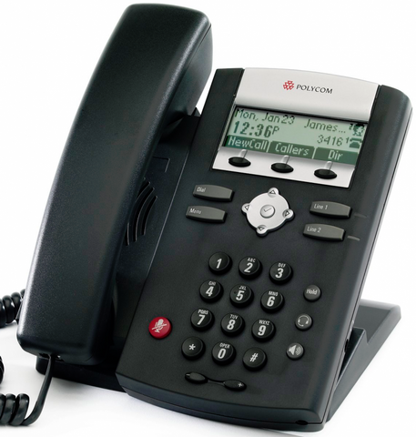 Polycom Soundpoint IP 331 Desk Phone