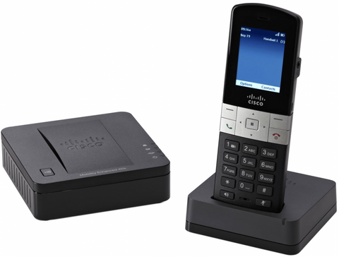 Cisco SPA302 Cordless Handset and Base