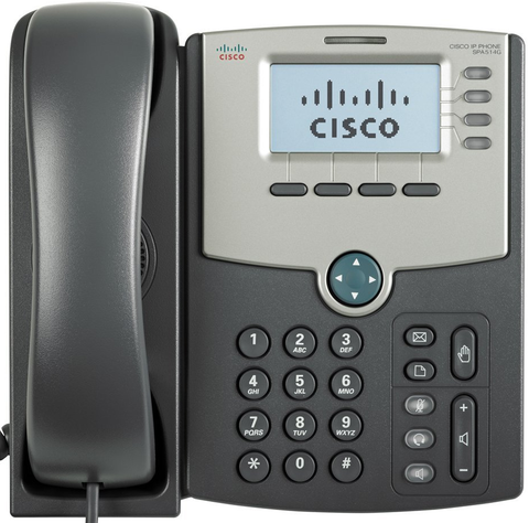 Cisco SPA514 Desk Phone