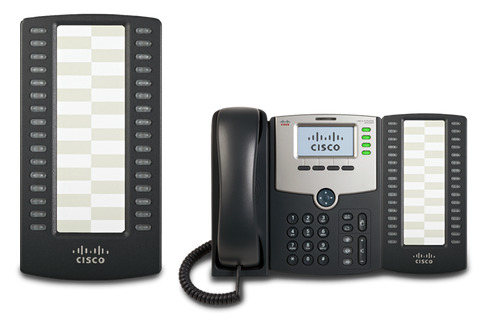 Cisco SPA500S Sidecar