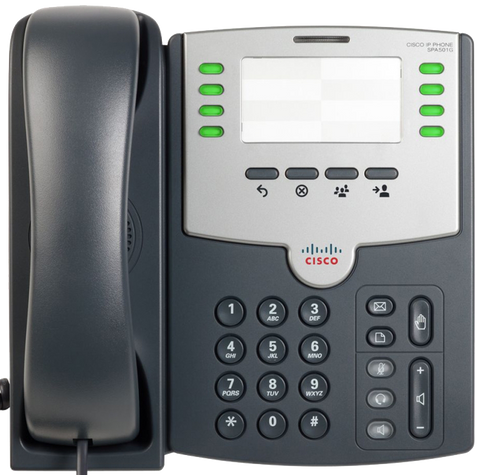 Cisco SPA501G Desk Phone