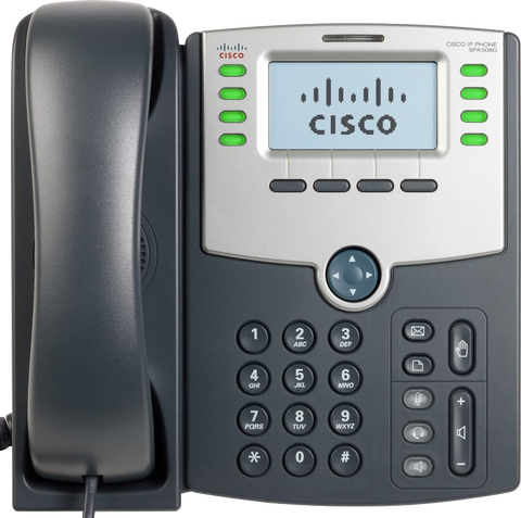 Cisco SPA508g Desk Phone