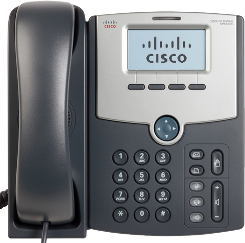 Cisco SPA512g Desk Phone