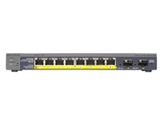 Netgear GS110TP 8 Port POE Gigabit Network Switch