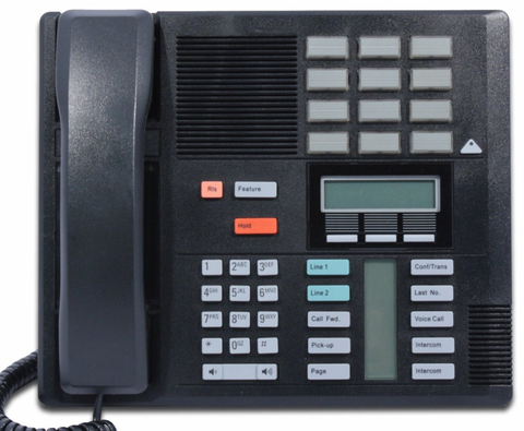 Nortel M7310 Desk Phone