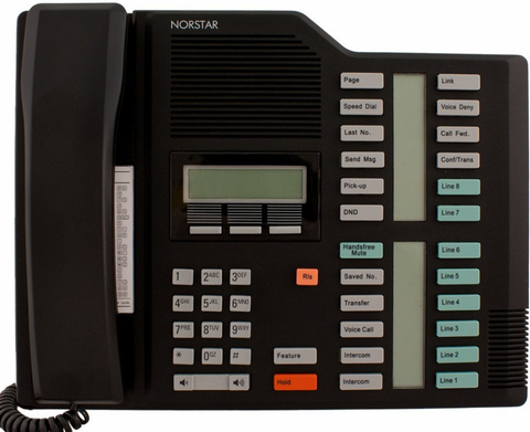 Nortel M7324 Desk Phone