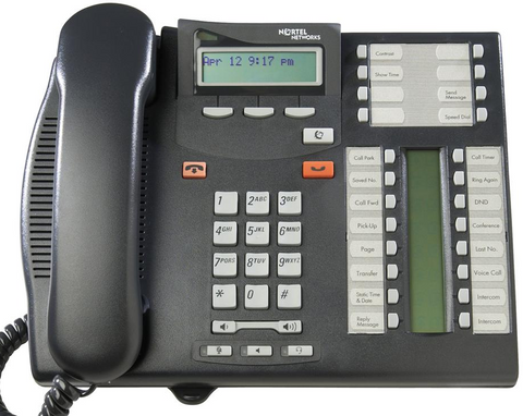 Nortel T7316E Desk Phone