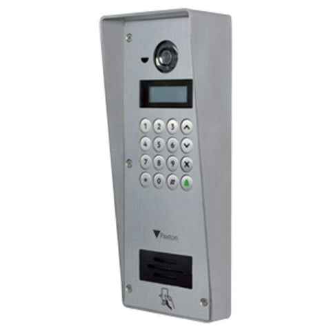 Paxton Net2 Entry - Vandal Resistant Intercom Panel, Surface Mount with Rain Hood | 337-510-US
