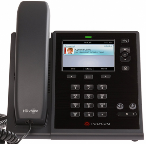 Polycom CX500 Desk Phone