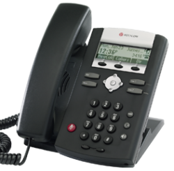 Polycom SoundPoint IP 330 Desk Phone