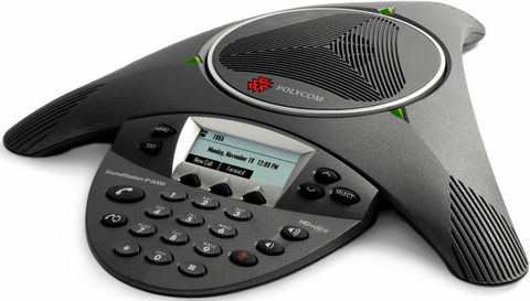 Polycom SoundStation IP 6000 HD Conference Phone