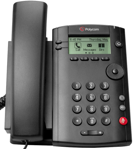 Polycom VVX 101 Desk Phone