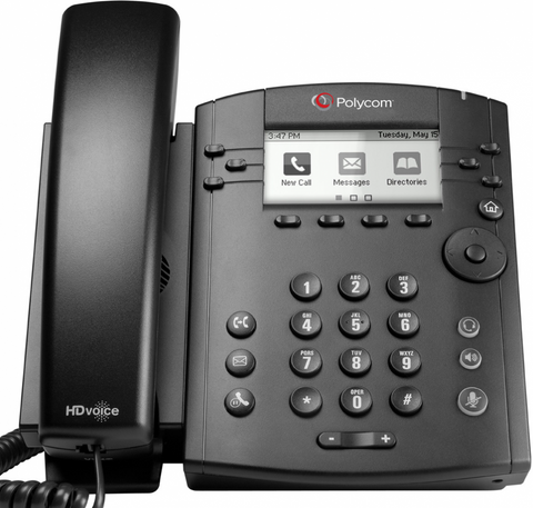 Polycom VVX 300 Desk Phone