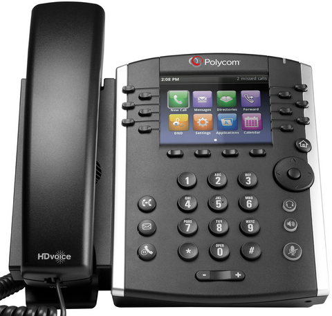 Polycom VVX 400 Desk Phone