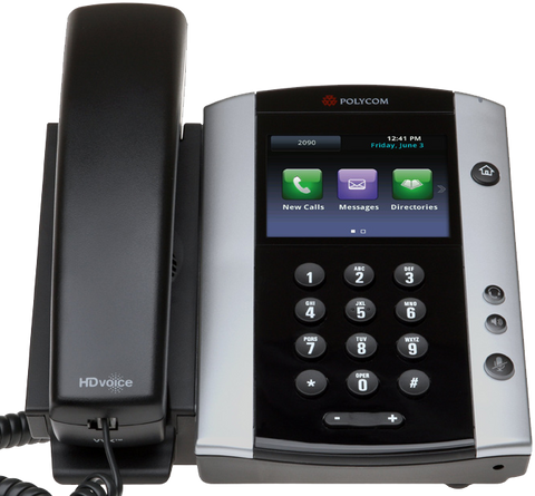 Polycom VVX 500 Desk Phone