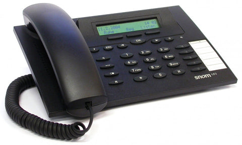 Snom 190 Desk Phone
