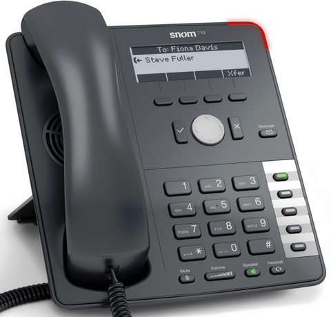 Snom 710 Desk Phone