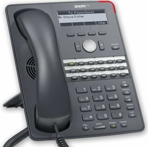 Snom 720 Desk Phone