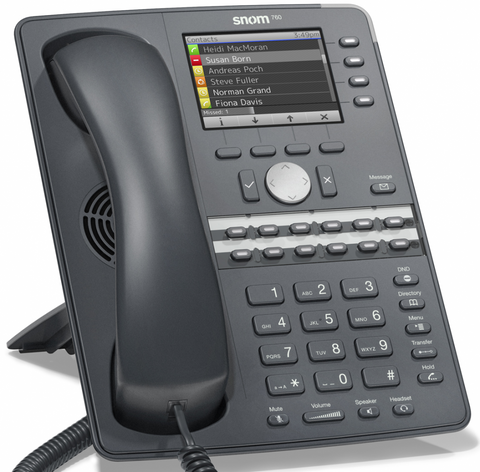 Snom 760 Desk Phone