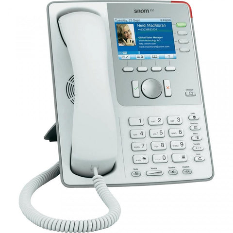 Snom 820 Desk Phone
