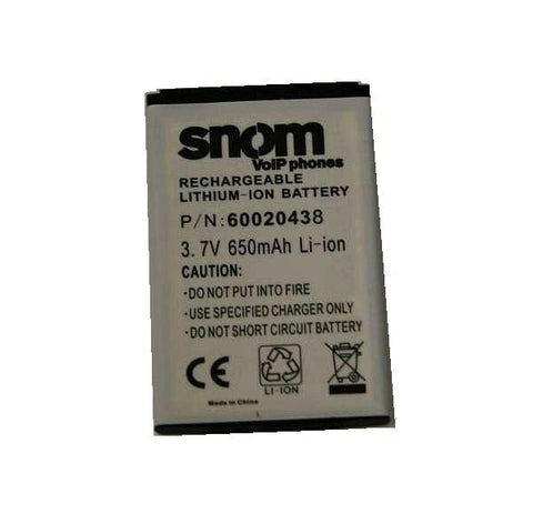 Battery for Snom M3 and M9 Cordless Phones
