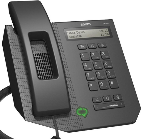 Snom UC600 Desk Phone