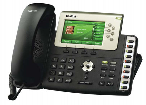 Yealink T38G Desk Phone