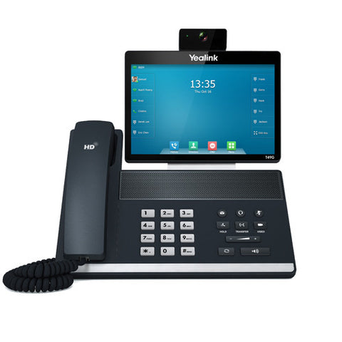 Full Video Phone Yealink T49g Video Desk Phone