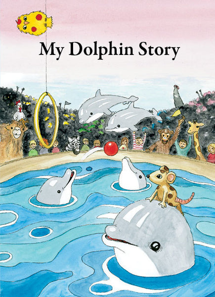 Personalised book for children - My Dolphin Story - PetitePeople