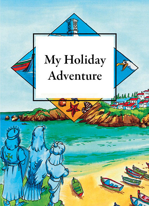 Personalised book for children - My holiday adventure - PetitePeople