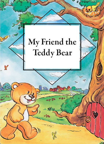 Personalised Fairy Tale - My friend, The Teddy - PetitePeople