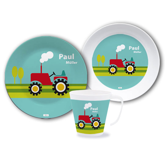 Personalized express tractor - PetitePeople