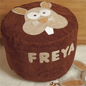 Personalised Bean Bag - Bernie the bunny - PetitePeople