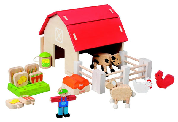 Ever Earth - Farm wooden organic - PetitePeople