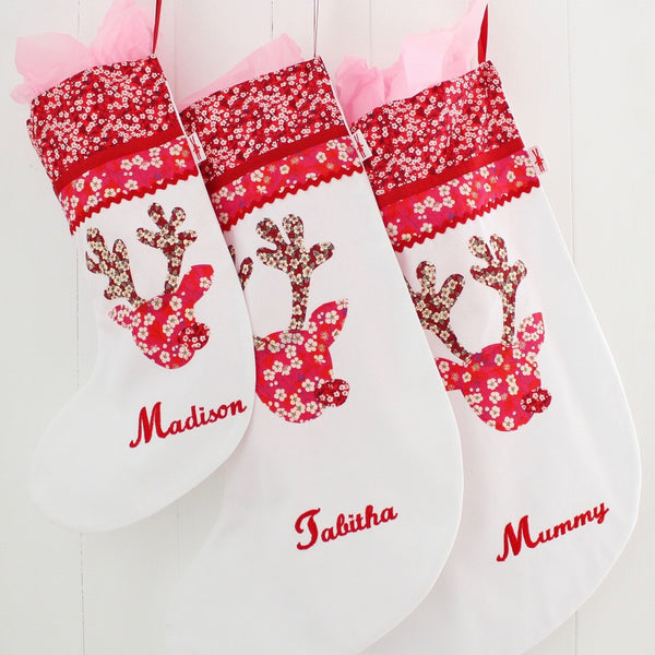 Personalised Christmas Stocking - PetitePeople