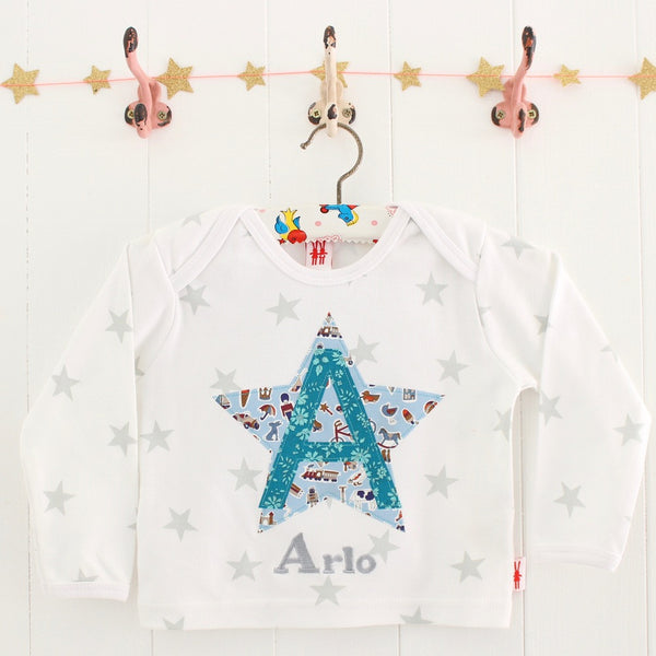 Personalised t shirt, Twinkle twinkle little star - PetitePeople