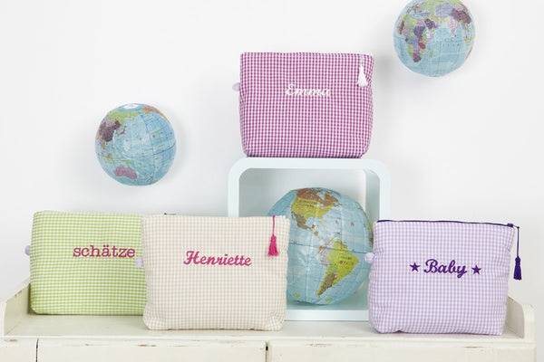Personalised toiletry bag - PetitePeople