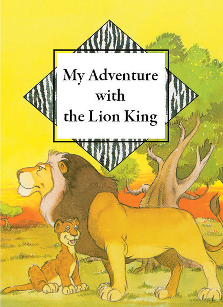 Personalised book for children - The Lion King - PetitePeople